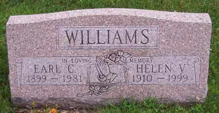 WILLIAMS, HELEN V. - Stark County, Ohio | HELEN V. WILLIAMS - Ohio Gravestone Photos