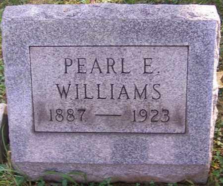 POTTER WILLIAMS, PEARL E. - Stark County, Ohio   PEARL E. POTTER WILLIAMS - Ohio Gravestone Photos