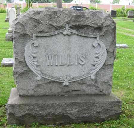 WILLIS, FAMILY - Stark County, Ohio   FAMILY WILLIS - Ohio Gravestone Photos