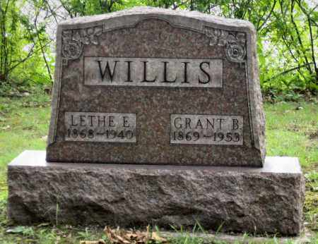 HEIGHWAY WILLIS, LETHE - Stark County, Ohio | LETHE HEIGHWAY WILLIS - Ohio Gravestone Photos