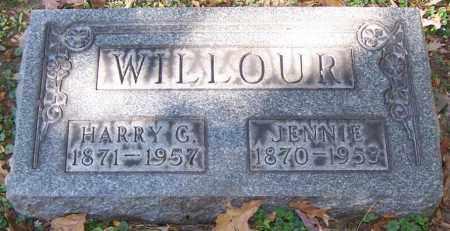 WILLOUR, HARRY G. - Stark County, Ohio | HARRY G. WILLOUR - Ohio Gravestone Photos