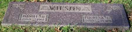 WILSON, THERESA E. - Stark County, Ohio | THERESA E. WILSON - Ohio Gravestone Photos