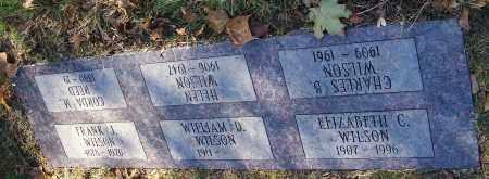 WILSON, ELIZABETH C. - Stark County, Ohio | ELIZABETH C. WILSON - Ohio Gravestone Photos
