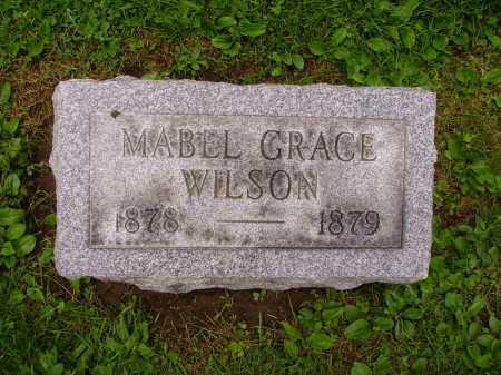 WILSON, MABEL GRAVE - Stark County, Ohio | MABEL GRAVE WILSON - Ohio Gravestone Photos