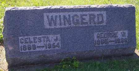 WINGERD, GEORGE W. - Stark County, Ohio | GEORGE W. WINGERD - Ohio Gravestone Photos