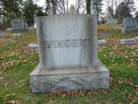 WINGERT, JACOB - Stark County, Ohio | JACOB WINGERT - Ohio Gravestone Photos