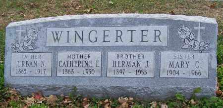 WINGERTER, MARY C. - Stark County, Ohio | MARY C. WINGERTER - Ohio Gravestone Photos