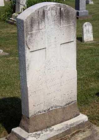 BROWN WINKELMAN, CAROLINE - Stark County, Ohio   CAROLINE BROWN WINKELMAN - Ohio Gravestone Photos