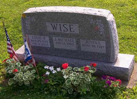 WISE, J.MICHAEL - Stark County, Ohio | J.MICHAEL WISE - Ohio Gravestone Photos
