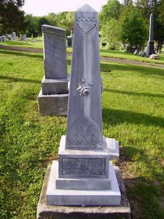 WISER, MONUMENT - Stark County, Ohio | MONUMENT WISER - Ohio Gravestone Photos