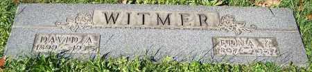 WITMER, DAVID A. - Stark County, Ohio | DAVID A. WITMER - Ohio Gravestone Photos