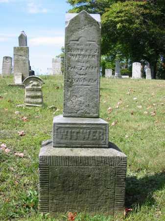 WITWER, ROBERT E - Stark County, Ohio   ROBERT E WITWER - Ohio Gravestone Photos