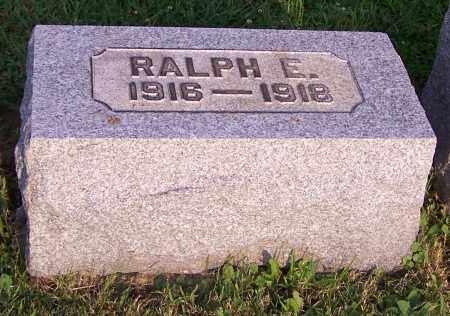 WITWER, RALPH E. - Stark County, Ohio   RALPH E. WITWER - Ohio Gravestone Photos