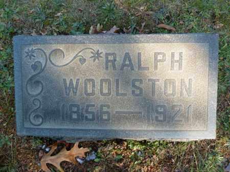 WOOLSTON, RALPH - Stark County, Ohio | RALPH WOOLSTON - Ohio Gravestone Photos
