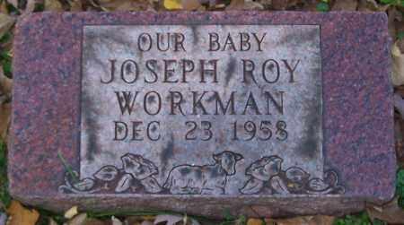 WORKMAN, JOSEPH ROY - Stark County, Ohio   JOSEPH ROY WORKMAN - Ohio Gravestone Photos