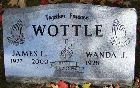 WOTTLE, JAMES L. - Stark County, Ohio | JAMES L. WOTTLE - Ohio Gravestone Photos