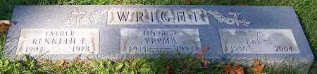 WRIGHT, VELMA - Stark County, Ohio | VELMA WRIGHT - Ohio Gravestone Photos