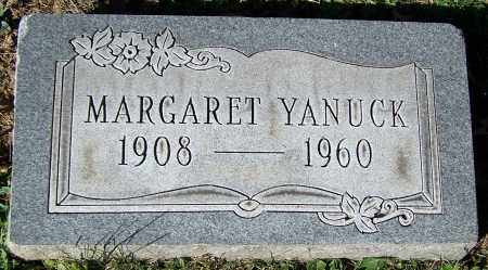 YANUCK, MARGARET - Stark County, Ohio | MARGARET YANUCK - Ohio Gravestone Photos