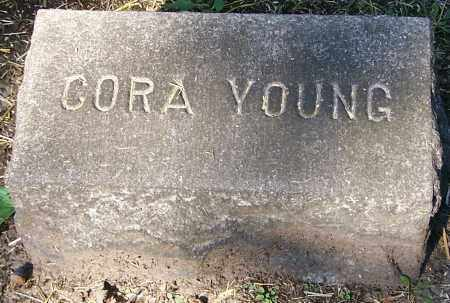YOUNG, CORA - Stark County, Ohio | CORA YOUNG - Ohio Gravestone Photos