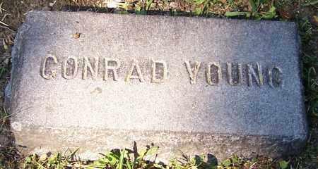 YOUNG, CONRAD - Stark County, Ohio | CONRAD YOUNG - Ohio Gravestone Photos
