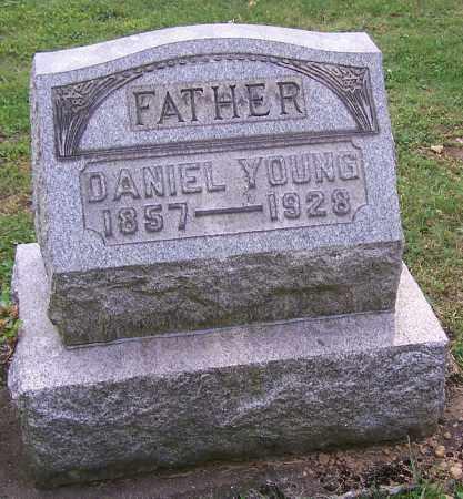 YOUNG, DANIEL - Stark County, Ohio | DANIEL YOUNG - Ohio Gravestone Photos