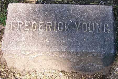YOUNG, FREDERICK - Stark County, Ohio   FREDERICK YOUNG - Ohio Gravestone Photos