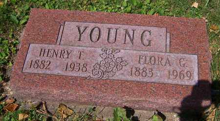 YOUNG, HENRY T. - Stark County, Ohio | HENRY T. YOUNG - Ohio Gravestone Photos