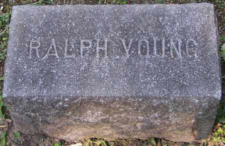 YOUNG, RALPH - Stark County, Ohio | RALPH YOUNG - Ohio Gravestone Photos