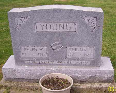 YOUNG, THELMA L. - Stark County, Ohio | THELMA L. YOUNG - Ohio Gravestone Photos