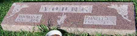 YOUNG, HAZEL R. - Stark County, Ohio | HAZEL R. YOUNG - Ohio Gravestone Photos