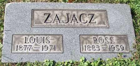 ZAJACZ, LOUIS - Stark County, Ohio | LOUIS ZAJACZ - Ohio Gravestone Photos