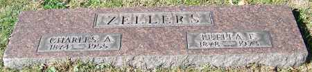 ZELLERS, CHARLES A. - Stark County, Ohio | CHARLES A. ZELLERS - Ohio Gravestone Photos