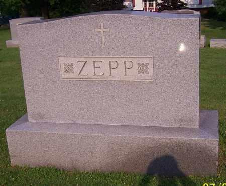 ZEPP, FAMILY - Stark County, Ohio | FAMILY ZEPP - Ohio Gravestone Photos
