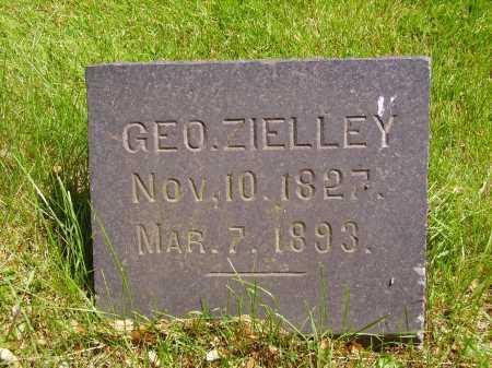 ZIELLEY, GEORGE - Stark County, Ohio | GEORGE ZIELLEY - Ohio Gravestone Photos