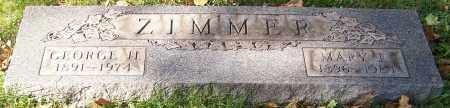 ZIMMER, MARY L. - Stark County, Ohio | MARY L. ZIMMER - Ohio Gravestone Photos