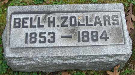 ZOLLARS, BELL H. - Stark County, Ohio | BELL H. ZOLLARS - Ohio Gravestone Photos