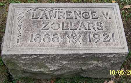 ZOLLARS, LAWRENCE V. - Stark County, Ohio | LAWRENCE V. ZOLLARS - Ohio Gravestone Photos