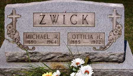 ZWICK, MICHAEL W. - Stark County, Ohio | MICHAEL W. ZWICK - Ohio Gravestone Photos