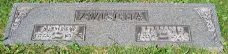 ZWISCHA, LILLIAN P. - Stark County, Ohio | LILLIAN P. ZWISCHA - Ohio Gravestone Photos