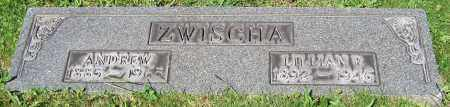 ZWISCHA, LILLIAN R. - Stark County, Ohio | LILLIAN R. ZWISCHA - Ohio Gravestone Photos