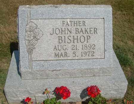 BAKER, JOHN BAKER - Summit County, Ohio | JOHN BAKER BAKER - Ohio Gravestone Photos