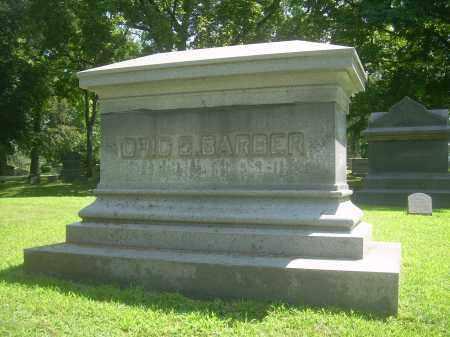 BARBER, OHIO C - Summit County, Ohio | OHIO C BARBER - Ohio Gravestone Photos