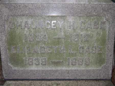 CASE, EUNICE ELIZABETH - Summit County, Ohio | EUNICE ELIZABETH CASE - Ohio Gravestone Photos