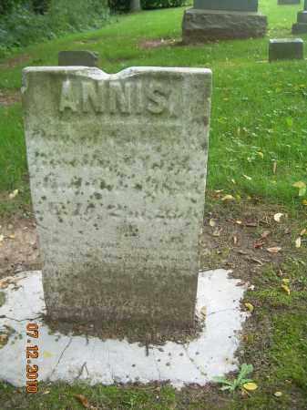 CLARK, ANNIS - Summit County, Ohio | ANNIS CLARK - Ohio Gravestone Photos