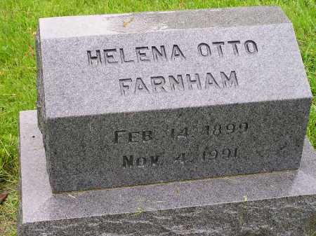 FARNHAM, HELENA - Summit County, Ohio | HELENA FARNHAM - Ohio Gravestone Photos