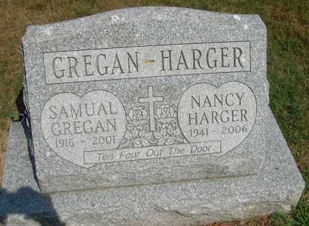 HARGER, NANCY - Summit County, Ohio | NANCY HARGER - Ohio Gravestone Photos