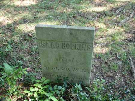 HOPKINS, ISAAC - Summit County, Ohio | ISAAC HOPKINS - Ohio Gravestone Photos