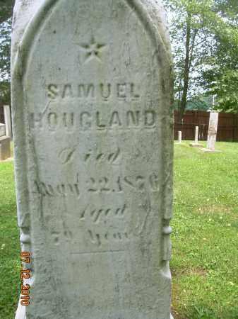 HOUGHLAND, SAMUEL - Summit County, Ohio | SAMUEL HOUGHLAND - Ohio Gravestone Photos