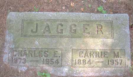 JAGGER, CHARLES E - Summit County, Ohio | CHARLES E JAGGER - Ohio Gravestone Photos