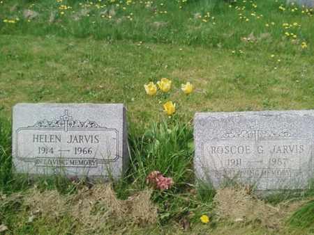 JARVIS, ROSCOE - Summit County, Ohio | ROSCOE JARVIS - Ohio Gravestone Photos